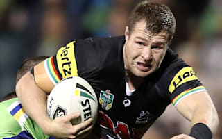 Merrin added to Blues squad