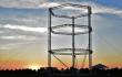 Una mastodóntica impresora 3D construirá casas en zonas de desastre