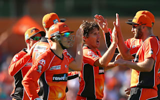Scorchers off the mark with big win