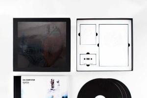 El último disco de Radiohead incluye un huevo de Pascua sólo visible en un Spectrum