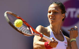 Golubic upsets Bertens to win first Tour title in Gstaad