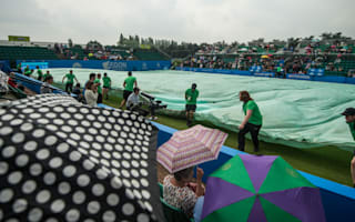 Nottingham rain leads to hectic Saturday schedule