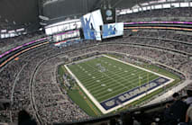 Tornado warning keeps disappointed Cowboys fans, players inside AT&T Stadium