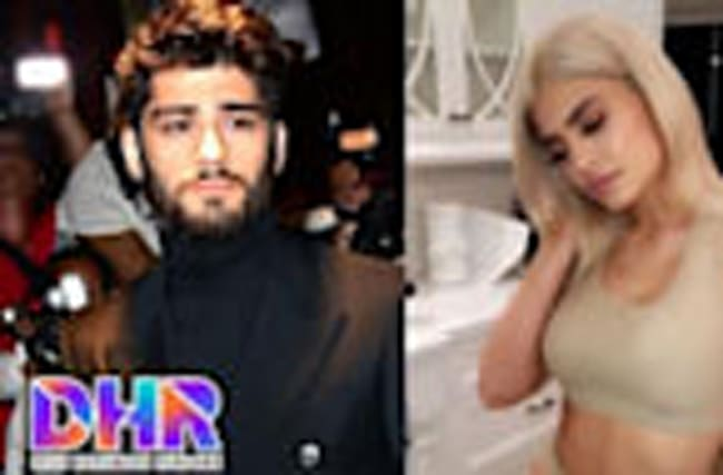 Zayn Has a 1D Shrine?- Kylie Cooks NUDE (DHR)
