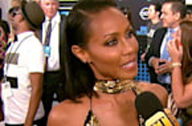 EXCLUSIVE: Jada Pinkett Smith Spills on Marriage to Will and Feeling 'Dangerous' at 45!