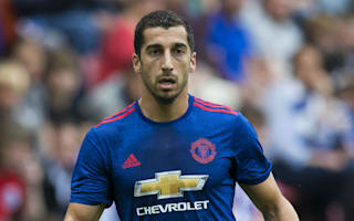 Mkhitaryan happy with any role following United bow