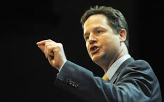 Clegg to hit out at Tory spending