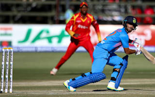 India out to avoid upset as history beckons for Zimbabwe