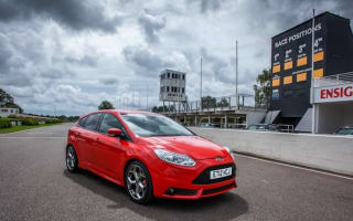 Refreshed Ford Focus ST to make debut at Goodwood