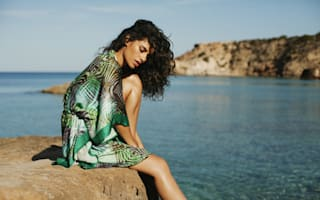 Win! A limited edition kaftan designed by Jade Jagger