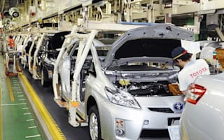 Global car production threatened by chemical factory fire