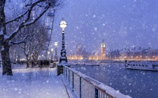 Will it be a white Christmas 2016?