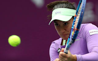 Kovinic moves into second round, Burger shocks McHale