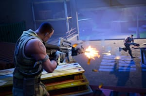 'Fortnite Battle Royale' prepara su llegada a móviles y tablets