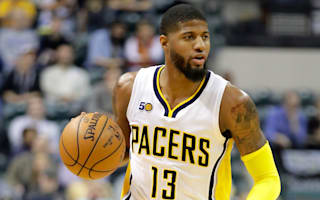 I'm a Pacer - George addresses trade rumours