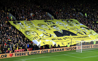 Mazzarri pays tribute to 'great person' Taylor following frustrating stalemate