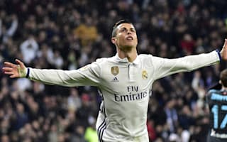 He's back: Cristiano Ronaldo returns to Real Madrid squad for crunch Napoli clash