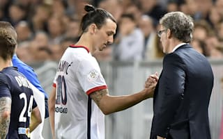 PSG will not risk Ibrahimovic ahead of Euro 2016 - Blanc