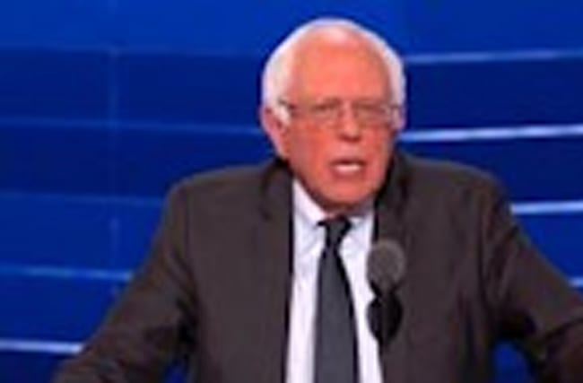 Sanders: Clinton must become the next president