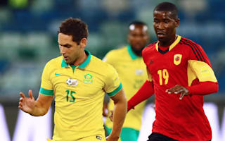 South Africa 1 Angola 0 (4-1 agg): Hosts seal spot in final stage