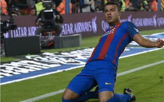 Barcelona 1 Granada 0: Rafinha sees champions past basement boys