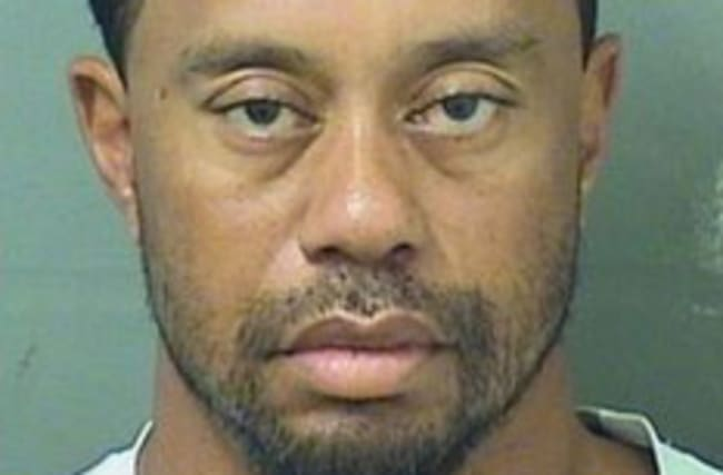 Tiger Woods arrested on suspicion of drink-driving