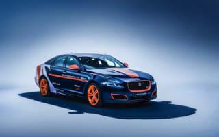 Jaguar unveils XJR Rapid Response Vehicle