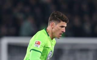 Gomez nets seven-minute hat-trick for Wolfsburg in thrilling Bayer Leverkusen draw