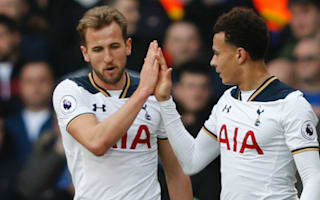 Alli and Kane worth more than Messi and Ronaldo, new study claims