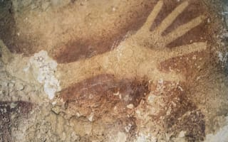 Cave paintings from 40,000 years ago discovered in Indonesia