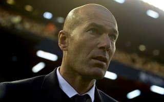 Crisis, what crisis? Zidane calm as Real Madrid wait on Ronaldo for Eibar clash