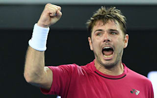 Wawrinka comes through epic, several men's seeds struggle
