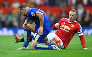 Rooney disappointed after Leicester draw dents top-four hopes