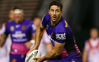 Hunt to join Dragons in 2018