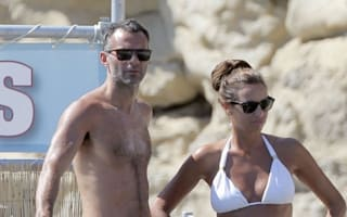 Ryan Giggs enjoys holiday with bikini-clad wife in St Tropez