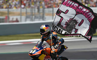 MotoGP to change Barcelona circuit after Salom crash
