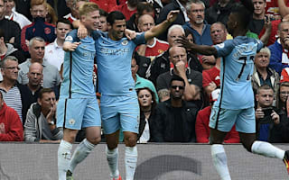 Manchester United 1 Manchester City 2: Guardiola claims derby glory as Bravo baffles