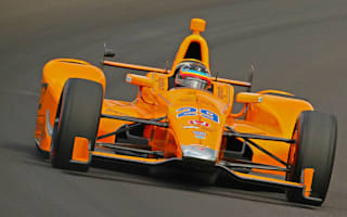 Alonso: Indy 500 pole was possible