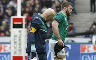 O'Brien out of England game, Kearney in doubt