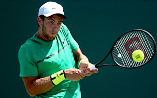 Coric survives five match points to exorcise Morocco demons