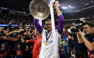 Bale commits to Real Madrid after 'incredible' Champions League triumph