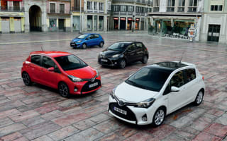 New 2014 Toyota Yaris unveiled