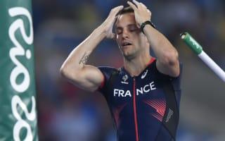 Rio 2016: Beaten Lavillenie slams 'disrespectful' crowd