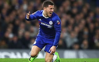 Hazard can handle himself, insists unconcerned Conte