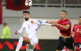 Stoichkov frustrated by Pique critics