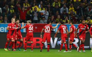Bayer Leverkusen 2 Borussia Dortmund 0: Tuchel's men miss chance to close gap