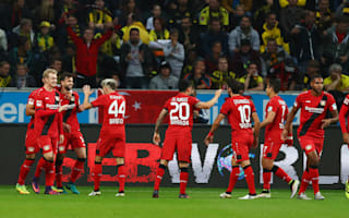 Bayer Leverkusen 2 Borussia Dortmund 0: Tuchel's men miss chance to close gap