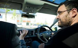 AOL Cars takes the IAM's advanced driving test