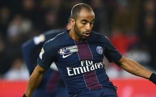 Paris Saint-Germain 3 Lille 1: Moura at the double as holders progress