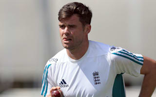 Anderson to miss first India Test